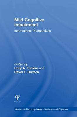 Cover Mild Cognitive Impairment: International Perspectives - Studies on Neuropsychology, Neurology and Cognition