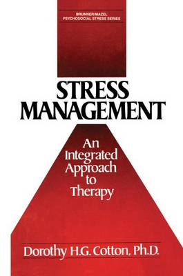 Stress Management: An Integrated Approach to Therapy (Paperback)