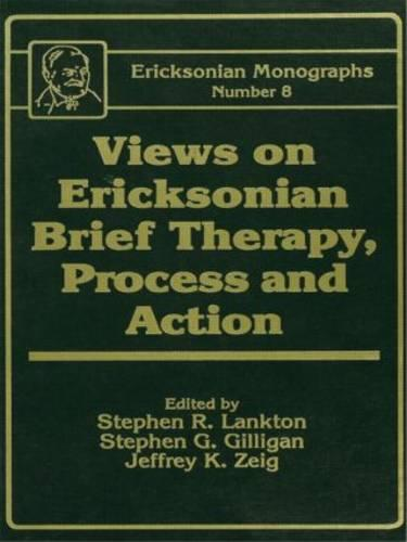 Views On Ericksonian Brief Therapy (Paperback)