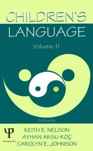 Children's Language: Volume 11: Interactional Contributions To Language Development (Paperback)