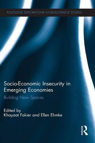 Socio-Economic Insecurity in Emerging Economies: Building new spaces - Routledge Explorations in Development Studies (Hardback)