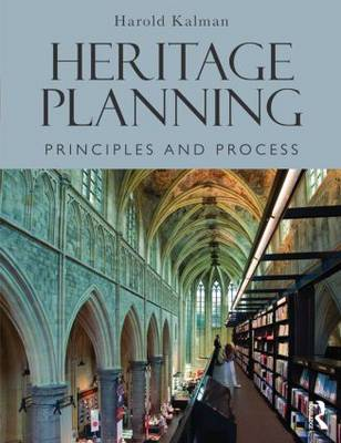 Cover Heritage Planning: Principles and Process