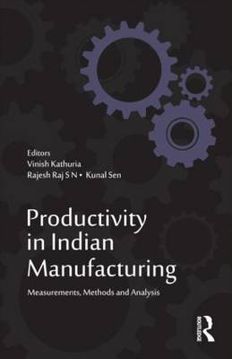 Productivity in Indian Manufacturing: Measurements, Methods and Analysis (Hardback)