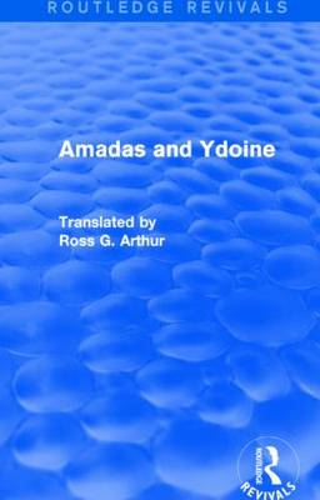 Amadas and Ydoine (Paperback)