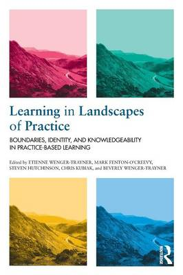 Learning in Landscapes of Practice: Boundaries, identity, and knowledgeability in practice-based learning (Paperback)