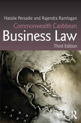 Commonwealth Caribbean Business Law - Commonwealth Caribbean Law (Paperback)
