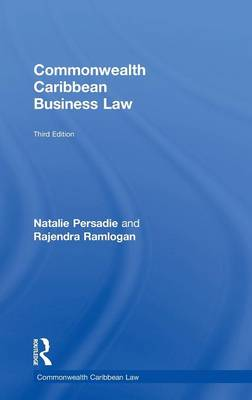 Commonwealth Caribbean Business Law - Commonwealth Caribbean Law (Hardback)