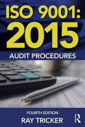 ISO 9001:2015 Audit Procedures (Paperback)