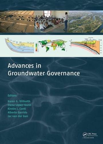 Advances in Groundwater Governance (Hardback)