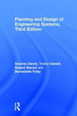 Planning and Design of Engineering Systems (Hardback)