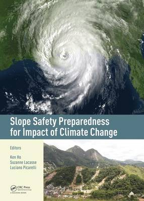 Slope Safety Preparedness for Impact of Climate Change (Hardback)