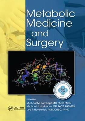 Metabolic Medicine and Surgery (Paperback)