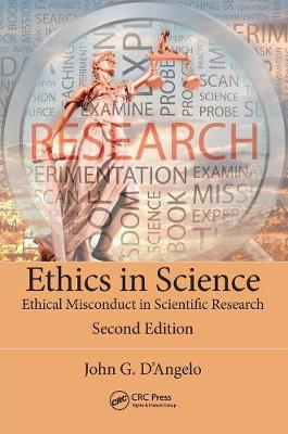 Ethics in Science: Ethical Misconduct in Scientific Research, Second Edition (Paperback)