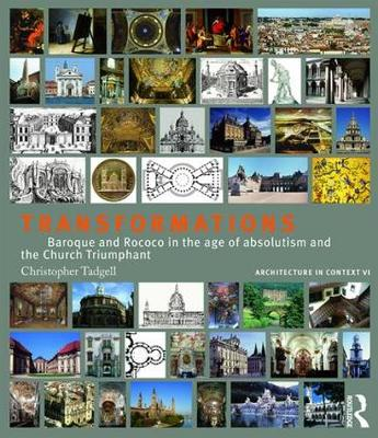 Transformations: Baroque and Rococo in the age of absolutism and the Church Triumphant (Paperback)