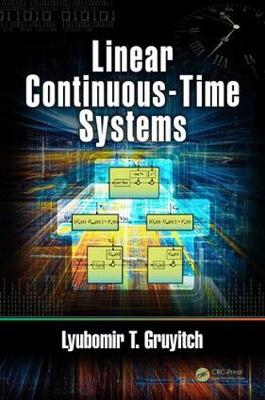 Linear Continuous-Time Systems (Hardback)