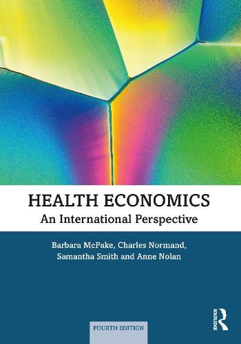 Health Economics: An International Perspective (Paperback)
