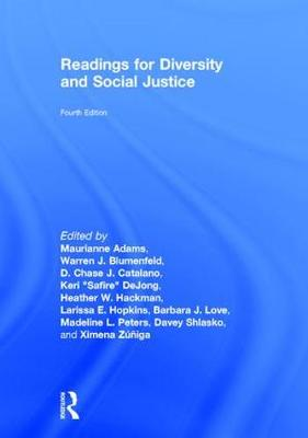 Readings for Diversity and Social Justice (Hardback)