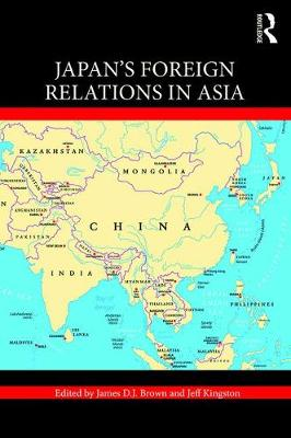 Japan's Foreign Relations in Asia (Paperback)