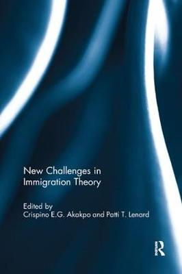 New Challenges in Immigration Theory (Paperback)