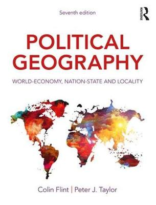 Political Geography: World-Economy, Nation-State and Locality (Paperback)
