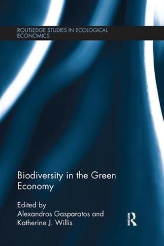 Biodiversity in the Green Economy (Paperback)