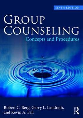Group Counseling: Concepts and Procedures (Paperback)