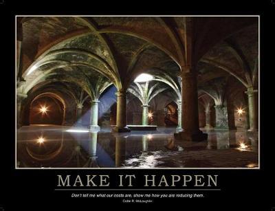 Make it Happen Poster (Book)