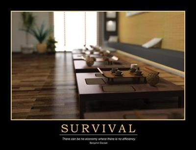 Survival Poster (Book)