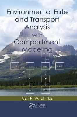 Environmental Fate and Transport Analysis with Compartment Modeling (Paperback)