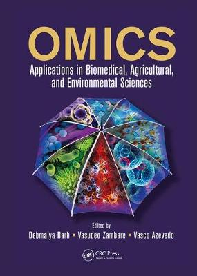 OMICS: Applications in Biomedical, Agricultural, and Environmental Sciences (Paperback)