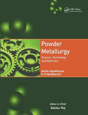 Powder Metallurgy: Science, Technology, and Materials (Paperback)