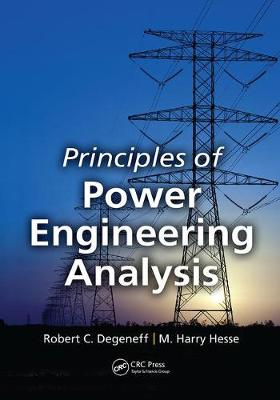 Principles of Power Engineering Analysis (Paperback)