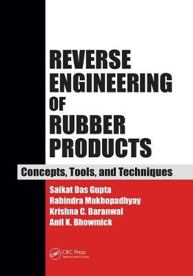 Reverse Engineering of Rubber Products: Concepts, Tools, and Techniques (Paperback)