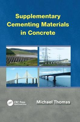 Supplementary Cementing Materials in Concrete (Paperback)