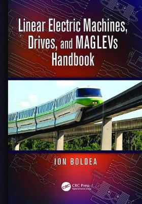 Linear Electric Machines, Drives, and MAGLEVs Handbook (Paperback)