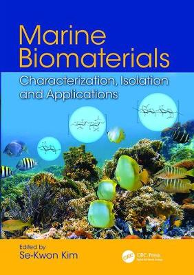 Marine Biomaterials: Characterization, Isolation and Applications (Paperback)