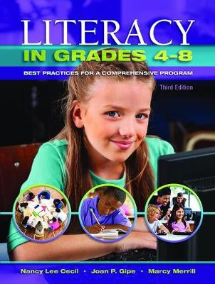 Literacy in Grades 4-8: Best Practices for a Comprehensive Program (Hardback)