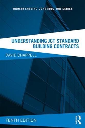 Understanding JCT Standard Building Contracts - Understanding Construction (Paperback)