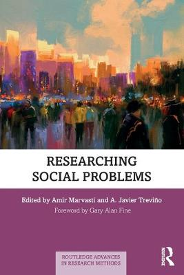 Researching Social Problems - Routledge Advances in Research Methods (Paperback)