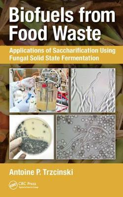 Biofuels from Food Waste: Applications of Saccharification using Fungal Solid State Fermentation (Hardback)
