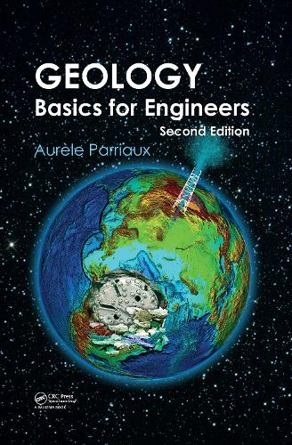 Geology: Basics for Engineers, Second Edition (Hardback)