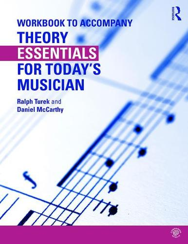 Theory Essentials for Today's Musician (Workbook) (Paperback)