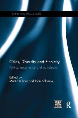 Cities, Diversity and Ethnicity: Politics, Governance and Participation - Ethnic & Racial Studies (Paperback)