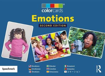 Emotions: Colorcards: 2nd Edition - Colorcards