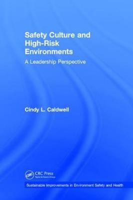 Safety Culture and High-Risk Environments: A Leadership Perspective - Sustainable Improvements in Environment Safety and Health (Hardback)