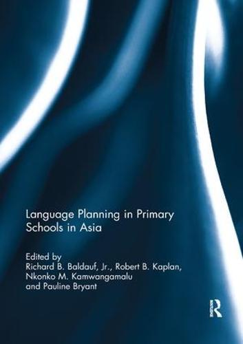 Language Planning in Primary Schools in Asia (Paperback)