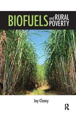 Biofuels and Rural Poverty - Routledge Studies in Bioenergy (Paperback)