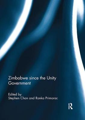Zimbabwe since the Unity Government (Paperback)