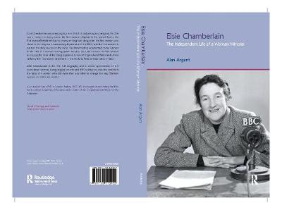 Elsie Chamberlain: The Independent Life of a Woman Minister - Gender, Theology and Spirituality (Paperback)