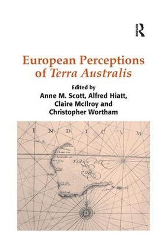 European Perceptions of Terra Australis (Paperback)